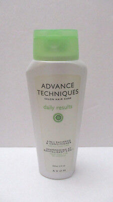 AVON Advance Techniques  -  Daily Results  -  2 in 1 Shampoo and Conditioner NEW
