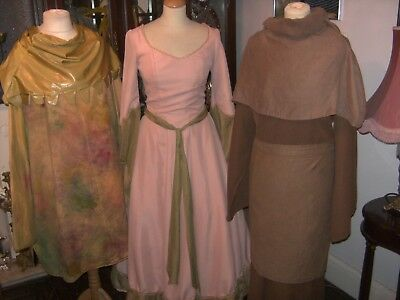 Pantomime Period Items X10 Panto Show Dress Outfit Costume Medieval Am Dram