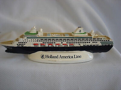 Cruise ship model  Holland America Line Statendam