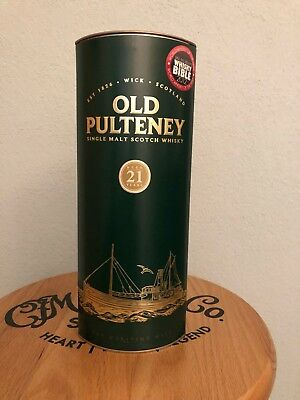 OLD PULTENEY 21 Jahre, 0,7 l, 46% Vol.