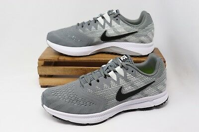 50edda6f1bc5 NIKE WOMEN S ZOOM Span 2 Running Shoes Gray White Black 909007-008 ...