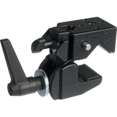 Manfrotto 035 Super Clamp without Stud - Includes 2 studs
