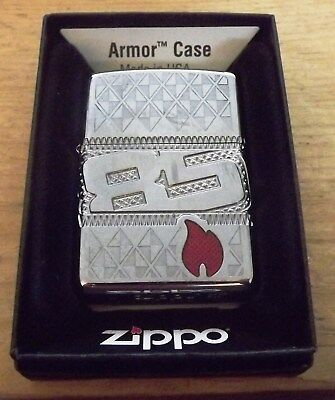 14073 / 17000 Limited Edition Armor 85Th Anniversary Zippo Lighter 1932 - 2017