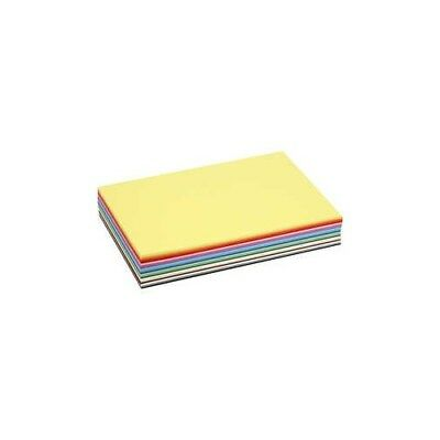 Creative Card, A4 210x297 mm,  180 g, asstd colours, 300mixed sheets [HOB-21424]