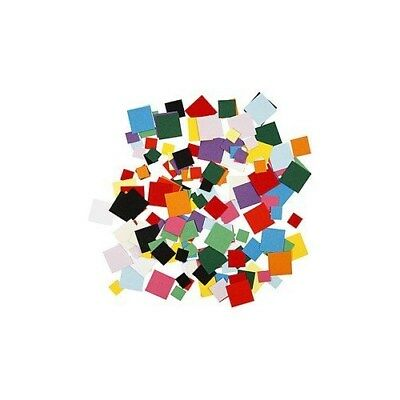 Card Mosaics, size 10+15+20 mm, square, 180g [HOB-21012]