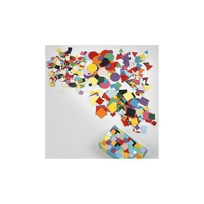 Card Mosaics, size 10+15+20 mm, asstd colours, 1asstment [HOB-21015]