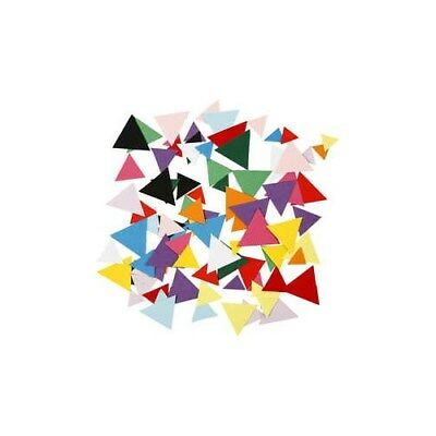 Card Mosaics, size 10+15+20 mm, triangular, 180g [HOB-21011]