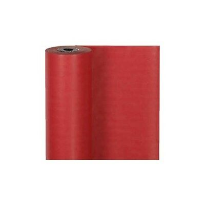 Wrapping Paper , W: 50 cm,  60 g, red, 100m [HOB-20281]