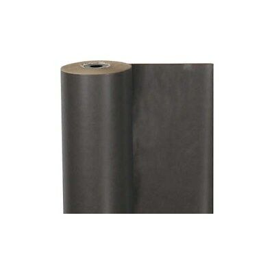 Wrapping Paper, W: 50 cm,  60 g, dark grey, 100m [HOB-19941]