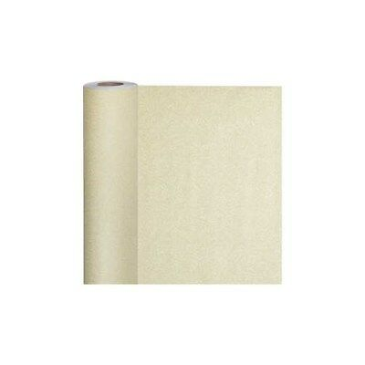 Wrapping Paper, W: 50 cm,  80 g, gold, 100m [HOB-19036]