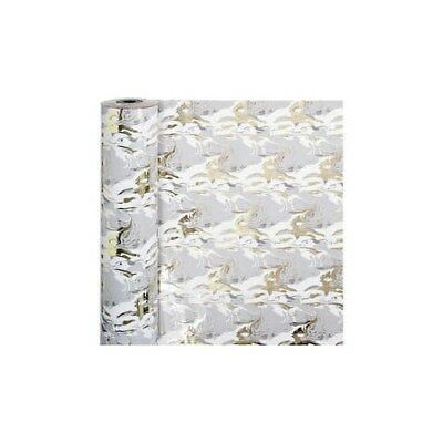 Wrapping Paper, W: 50 cm,  80 g, Swirl, 100m [HOB-19034]