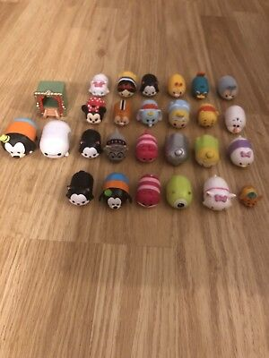 Lot Of Disney Tsum Tsums