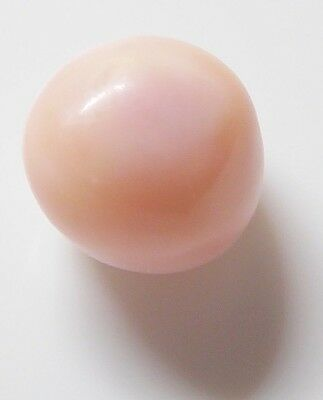 Conch Pearl ,Pastel Pink White 4.5 carats