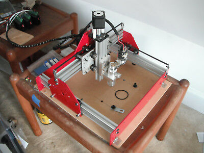 Shapeoko Cnc Router with electronics and Wolfgang tb-650 spindle