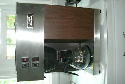 Bunn VPR Pour Omatic Commercial 12 Cup 2 Burner Coffee Maker