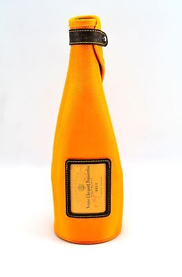 Veuve Clicquot Ponsardin Champagne Insulated Wine Bottle Holder Jacket Sleeve