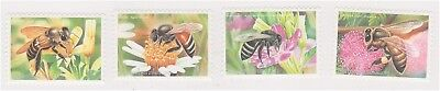 (K118-137) 2000 Thailand 4set Bee stamps MUH (EU)