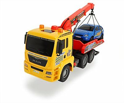 DICKIE TOYS Air Pump Action Tow Truck, 21""