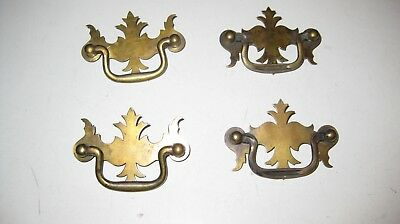 Brass Antique Drawer Pulls