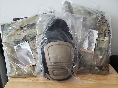 Brand new Crye Precision G3 multicam combat uniform  Pants-30R Shirt-SR knee pad