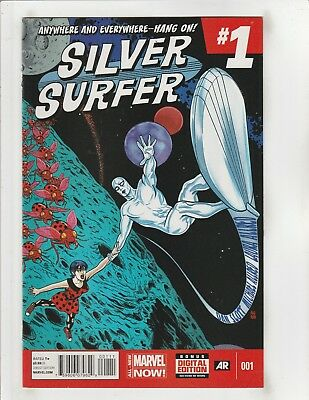 Silver Surfer (2014) #1 NM- 9.2 1st Print Marvel Comics Mike Allred