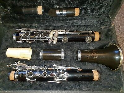 Buisson wooden clarinet