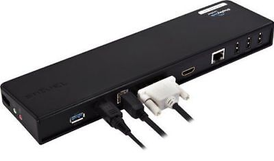 Targus ACP70EU USB 3.0 Super Speed Dual Video Docking Station HDMI (with PSU)