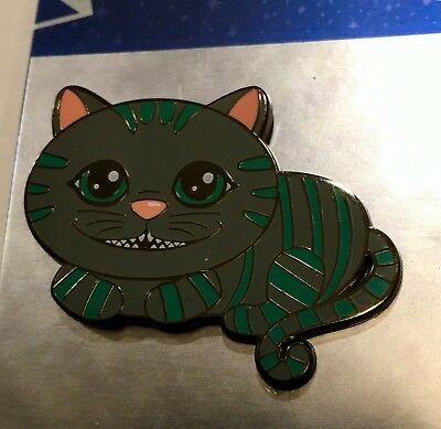 Disney Store DS Cheshire Cat Alice in Wonderland 30th Anniversary Pin DLR WDW