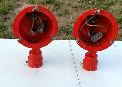 Vintage Aviation Lights /runway Spotlights?