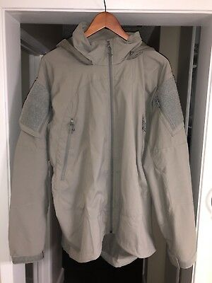 Men's Patagonia Level 5 Military Jacket Gen 2 Large Regular Patched New!