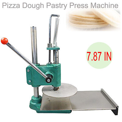 7.87inch Big Dough Roller Dough Sheeter Pasta Maker Household Pizza Pastry Press