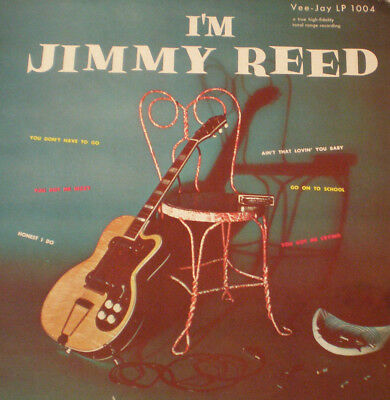 Jimmy Reed - I'm Jimmy Reed - Us 67 - Nm