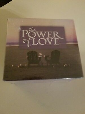 The Power of Love Time Life 8 CD New & Sealed USA Made/shipped