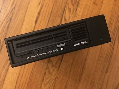 Quantum LTO-5 External 6gb SAS Attached Drive with Internal Power Supply & Case