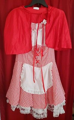 Women's Plus Size *HALLOWEEN* Little Red Riding Hood Costume