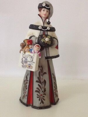 "Very Collectable AVON Limited Edition "" MRS ALBEE"" Award / 1999-2000"