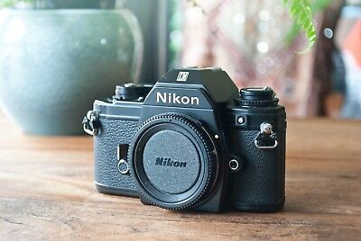 Nikon EM 35mm Film Camera