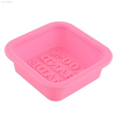 DB2D Silicone Cake Chocolate Baking Mould 100% Handmade Soap Mold Candle Craft D