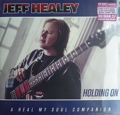 Jeff Healey, Holding On, 2 Lp, 180 G, Download Card, Sealed