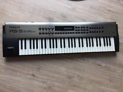 Roland RS-5 (Keyboard, Synthesizer, Midi)