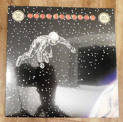 """Pearl Jam """"Just Breathe / Got Some"""" 7inch Vinyl Limited Numbered Editon UK 2009"""