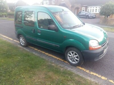 renault kangoo disabled vehicle