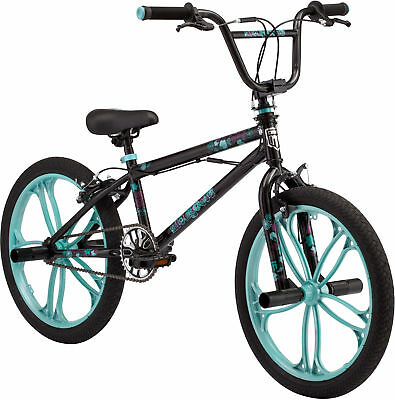 d4054bb7452 Mongoose 20  Girl s Craze Freestyle BMX Bike Boys Girls Kids Bicycle New