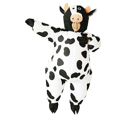 Morris SS57975G Cow Inflatable Adult Costume