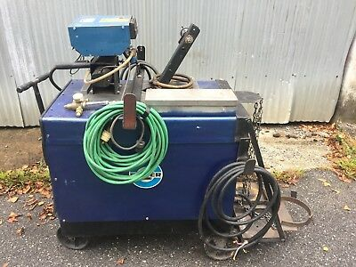 Miller Mig Welder Complete Package S52E And A Cp250 Ready To Weld Custom Paint