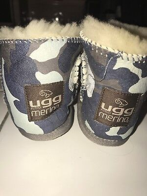 Baby UGG boots 12-18 months - new without tags