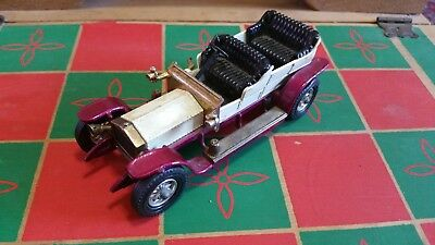 Matchbox Model of Yesteryear Y-10,  white, 1909