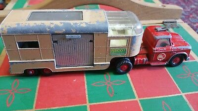 Matchbox King Size Articulated Horse Van K-18, Original, Lesney