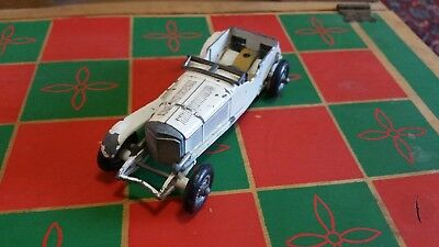 Matchbox Model of Yesteryear Y-10, Mercedes 36/220, white, 1928