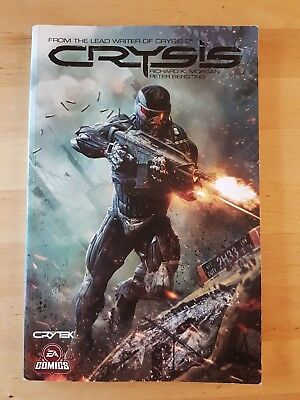 Crysis Graphic Novel - Richard K Morgan/Peter Bergting - EA Comics